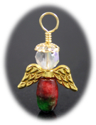 Watermelon Tourmaline - Angel of Patience