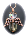 Ametrine - Angel of Inner Peace and Tranquility